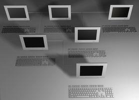 Las ventajas de utilizar una red del servidor de cliente