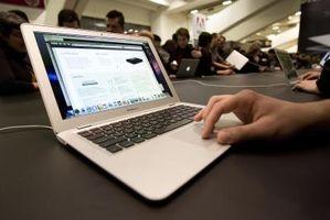 Cómo volver a instalar una tecla de Macbook Laptop que se ha apagado