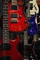 Como subir imágenes de guitarras