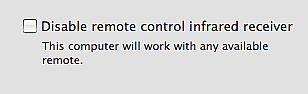 Cómo sincronizar un control remoto de Apple con un ordenador Macintosh