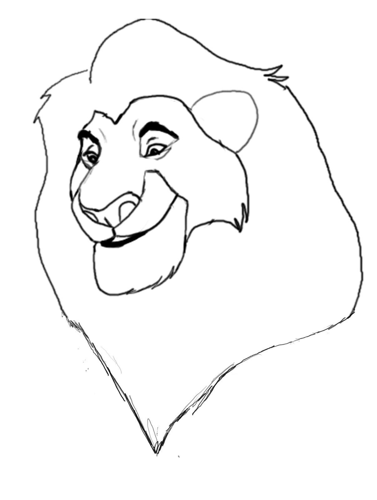 Cómo Dibujar Personajes Del Rey León Con Photoshop Ubiquitourcom