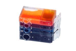 Como cambiar la tinta en una Epson Stylus Color 777