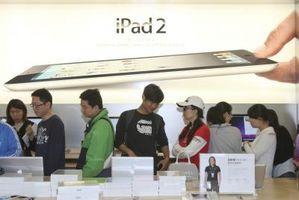 iPad durabilidad