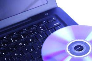 Como poner Windows 98 en la computadora portátil sin una unidad de CD-ROM