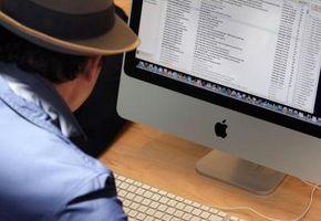 Cómo cambiar los permisos de archivo en un iMac
