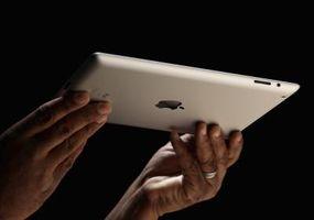 La pantalla no del tirón en mi iPad