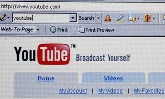 Como subir archivos MOV en YouTube