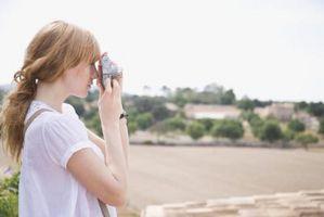 Cómo tomar un primer plano rodado con una cámara Digital para Etsy