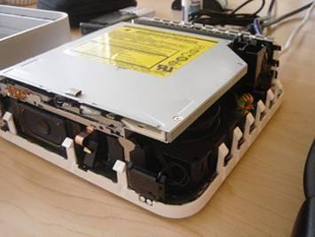 Cómo actualizar un Mac Mini