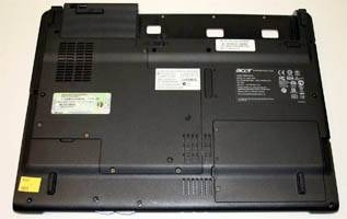 Cómo reemplazar una placa base de un ordenador portátil de Acer