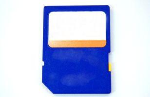No puede leer una tarjeta de memoria de alta definición en un sistema HP