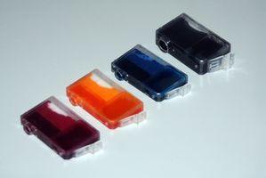 Cómo alinear la impresora una HP 840C Series
