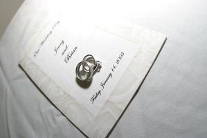 Cómo hacer que las fronteras del diseño de la boda