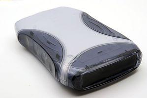 Cómo agregar un disco duro externo USB a una red cableada