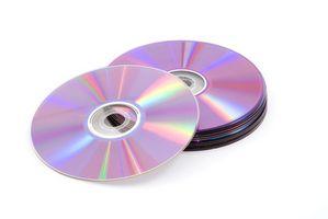 Cómo grabar un MP3 en un DVD