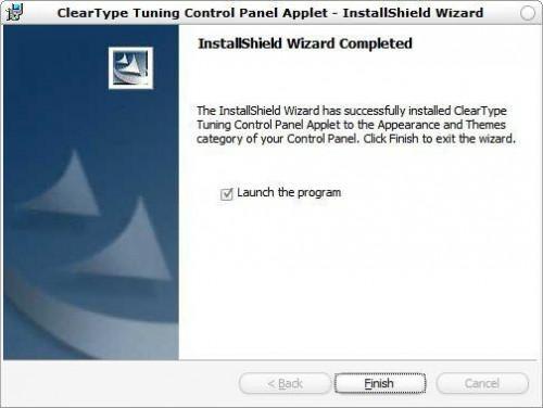 Cómo mejorar aspecto de fuentes de Windows XP