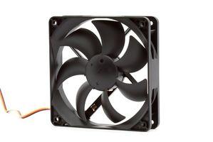 Instrucciones del ventilador de enfriamiento