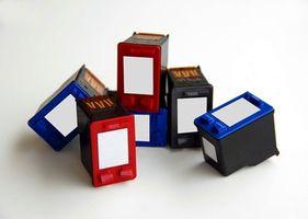 Instrucciones rellenar un cartucho de tinta en una Canon Pixma