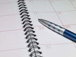 Como borrar todos los eventos de calendario en Outlook 2010