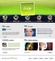 Cómo crear una página Web Personal