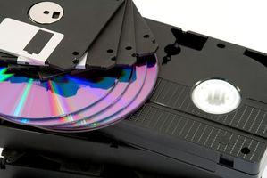 Cómo configurar una biblioteca de películas digitales