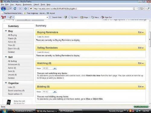 Cómo enumerar los artículos en Ebay