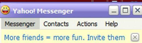 Cómo borrar el registro de llamada en Yahoo Messenger