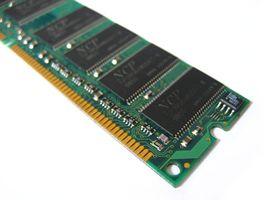 Cómo cambiar el BIOS para memoria nueva