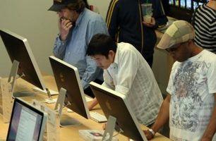 Cómo formatear un disco duro en el iMac