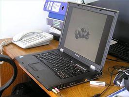 Mantenimiento de computadoras laptop