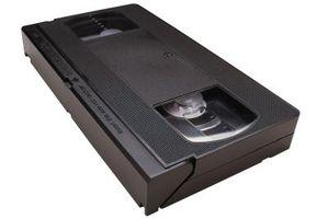 Cómo convertir una cinta VHS al ordenador