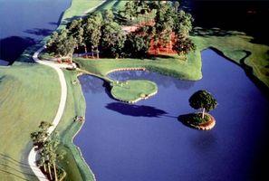 Construcción de un sitio web de torneos de Golf