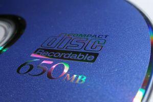 Cómo grabar imágenes digitalizadas en un CD
