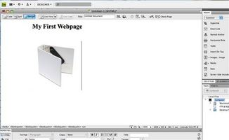 Cómo diseñar una página de HTML