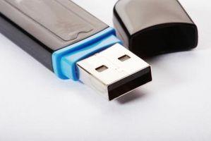 Herramientas de reparación para un Sony USB Flash Drive