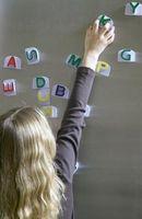 Cómo crear juegos de ortografía Online