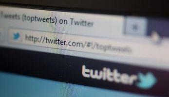 Cómo encontrar gente famosa en Twitter