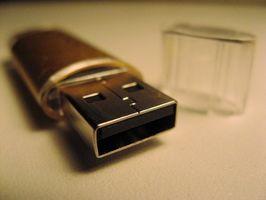 Recuperación de datos USB