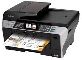 Cómo instalar a una impresora Brother