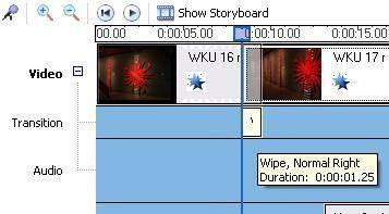 Efectos de vídeo en Movie Maker