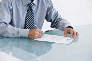 Cómo escribir una firma en un documento de Microsoft Word