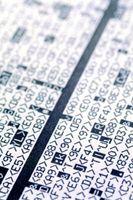 Reglas de comparación de desigualdad cadena SQL