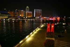 Riesgos de la banca electrónica en Singapur