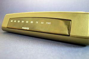 Cómo aumentar la velocidad de Internet de 56Kbps