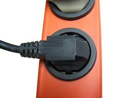 Tipos de conectores de alimentación de computadora