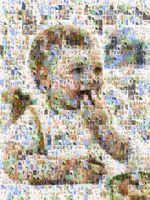 Cómo hacer un mosaico con Photoshop CS5 1