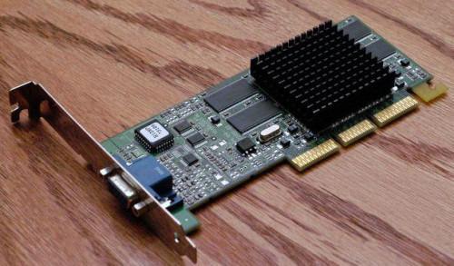 ¿Qué es una tarjeta de Video AGP?