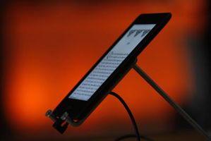 Cómo saber qué memoria se utiliza en el Kindle Fire HD