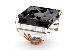 Cómo aumentar la velocidad del ventilador de la CPU en una Toshiba Satellite