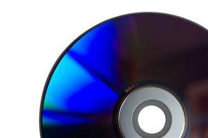 Cómo finalizar un disco DVD-R
